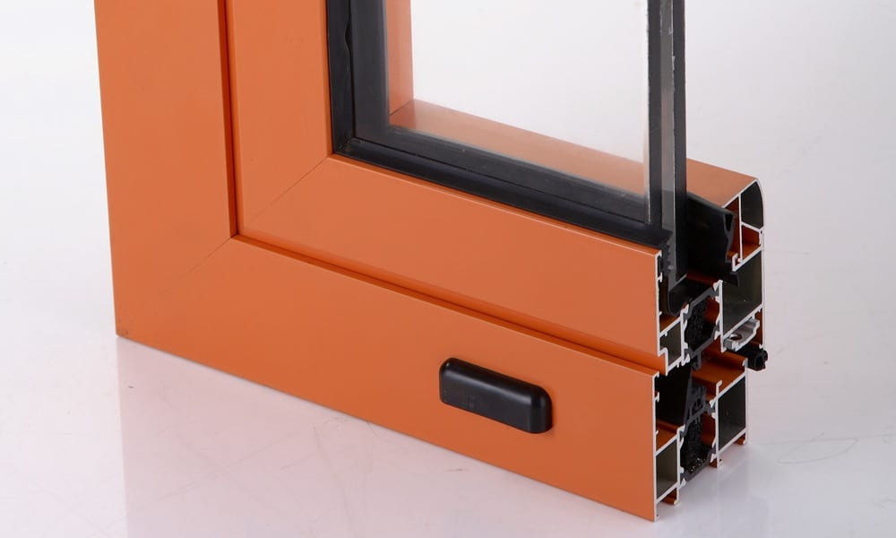 isolatiewaarden aluminium ramen