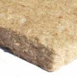 Isolatie van houtvezels - ecologische isolatie