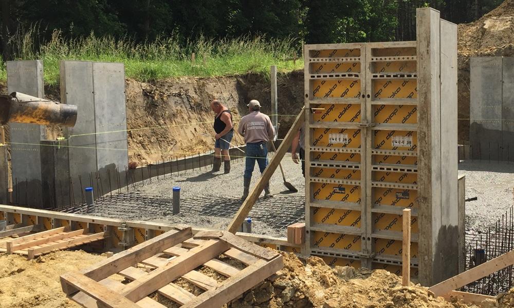 Kelder bouwen soorten betonkelders en hun kostprijs for Zelf huis bouwen kostprijs