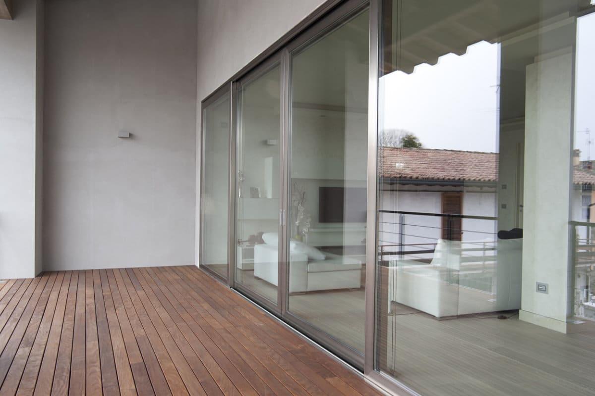 Verschillende ramen en deuren prijzen