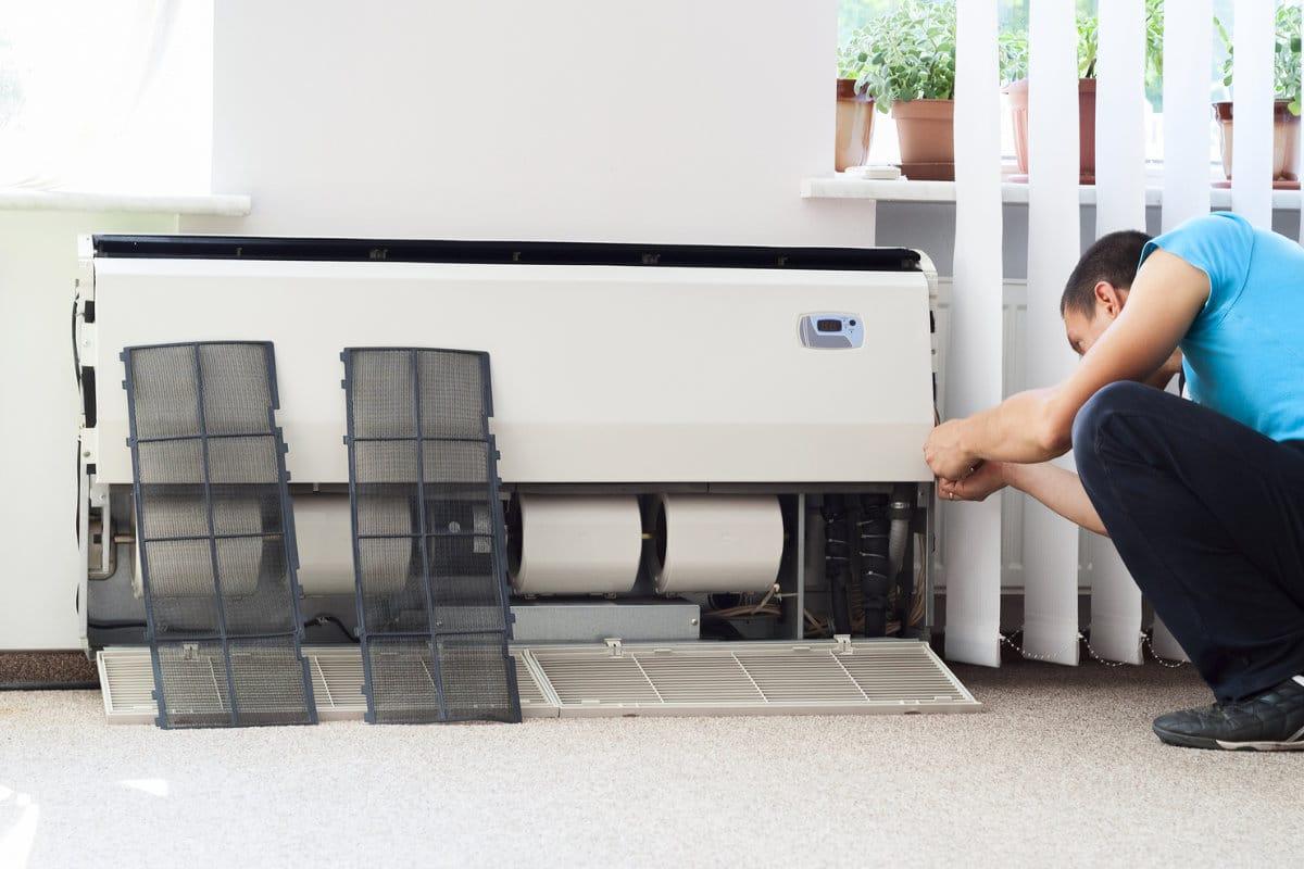 Airco Slaapkamer Inbouwen : Airco zonder buitenunit plaatsen voor en nadelen prijs