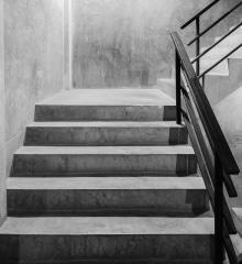 betonnen trappen