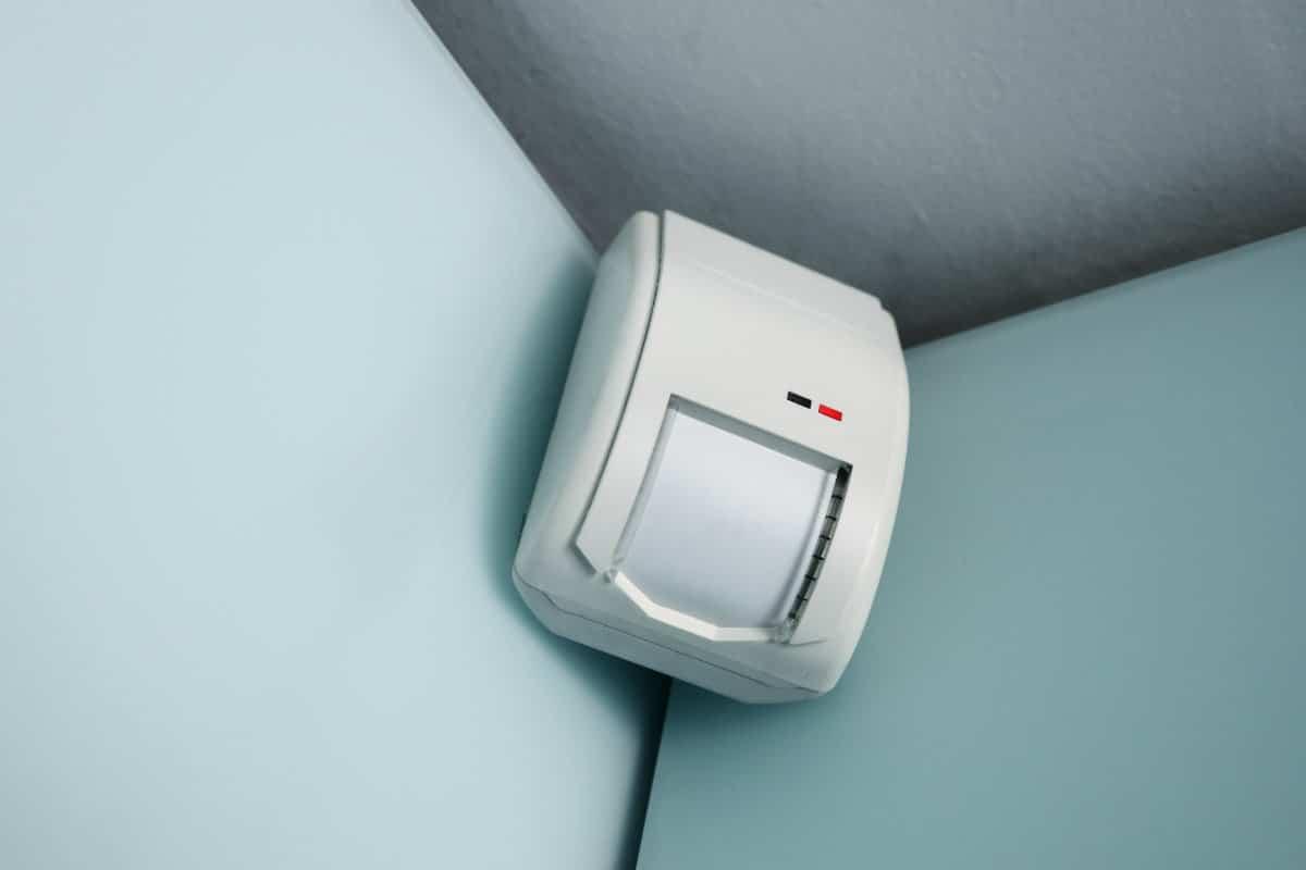 bewegingsdetector draadloos alarmsysteem