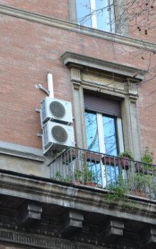 buitenunits airconditioning