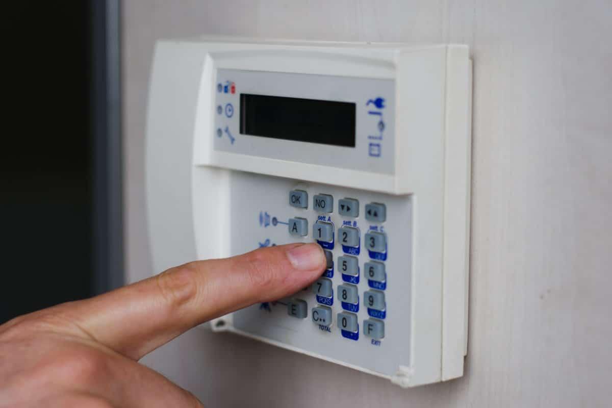 draadloos alarmsysteem prijs