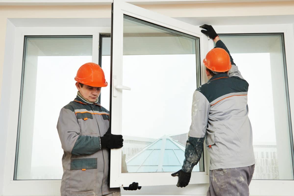 glas vervangen raam