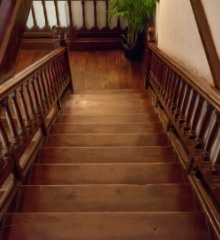 houten trappen