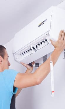 installateur van airco