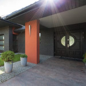 kosten houten voordeur