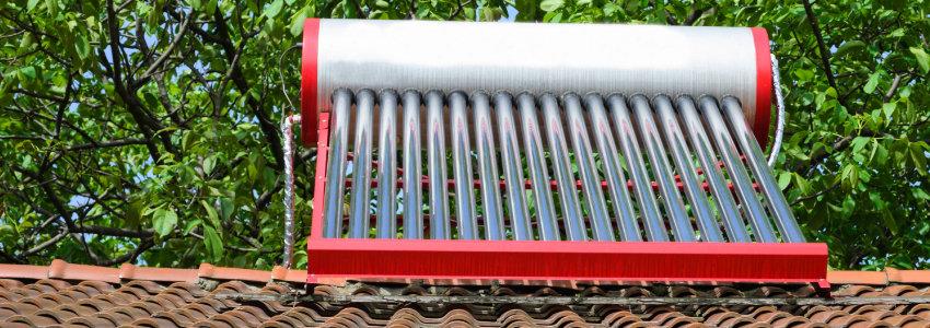 kostprijs zonneboiler soorten