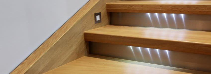overzettreden trappen