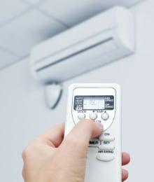 ventilatie afstandsbediening
