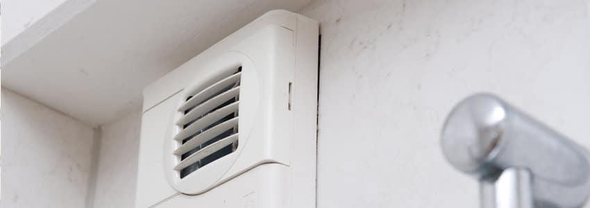 ventilatie in de woning