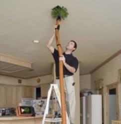 werkwijzen voor ventilatiekanalen reinigen
